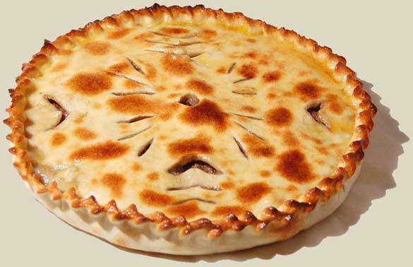 Как приготовить осетинский пирог с мясом рецепт
